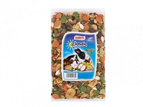 Darwins Happy mix morče králík 50g