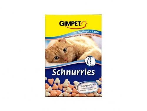 Gimpet SCHNURRIES taurin+kure 50 g cena od 0,00 €