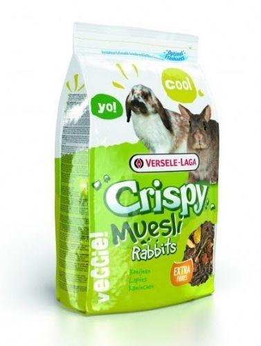 Versele-Laga Crispy Muesli Rabbits pro králíky 1 kg