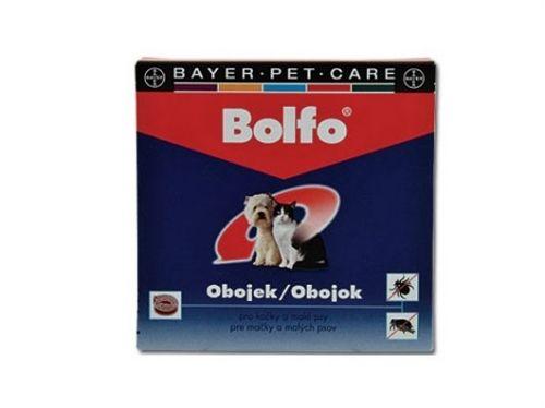 Bayer Bolfo obojek pro kočky a malé psy 38 cm