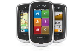 GPS Mio Cyclo 305 Central Europe