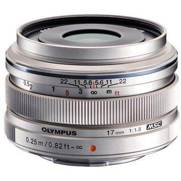 Olympus 17mm f/1.8 ED (EW-M1718)