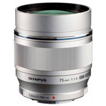 Olympus 75mm f/1.8 M.Zuiko Digital (ET-M7518)