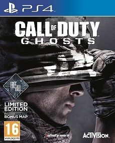 Activision PS4 CALL OF DUTY GHOSTS pre PS4