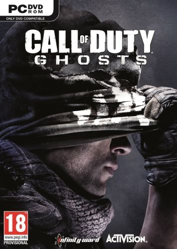Activision PC CALL OF DUTY GHOSTS pre PC