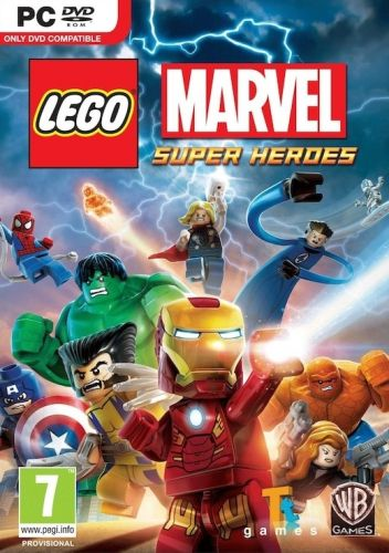 CENEGA LEGO MARVEL SUPER HEROES pre PC