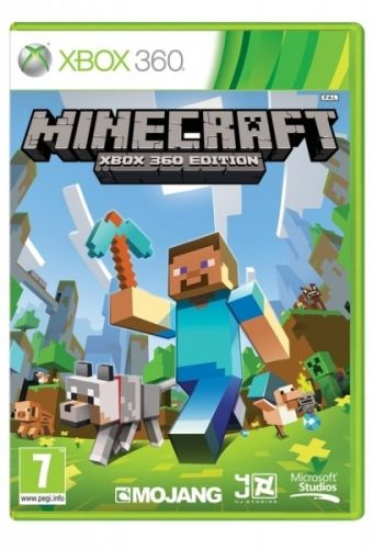 MICROSOFT Minecraft pre XBOX 360
