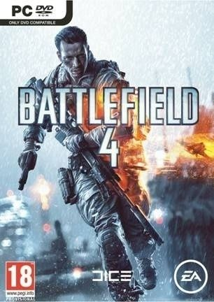 ELECTRONIC ARTS PC Battlefield 4 pre PC