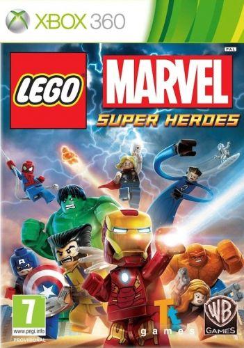 CENEGA LEGO MARVEL SUPER HEROES pre XBOX 360 cena od 0,00 €