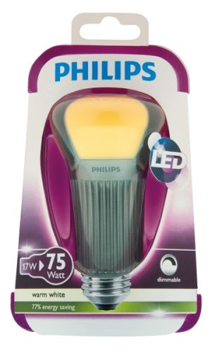 PHILIPS E27 17 W 1055 lm 2700 K