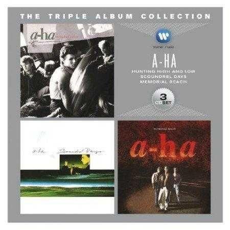 A-HA - TRIPLE ALBUM cena od 0,00 €