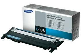 Samsung CLT-C406S modrý cena od 43,90 €