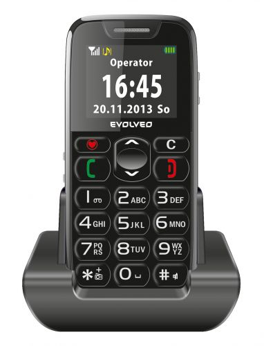Evolveo EasyPhone cena od 0,00 €