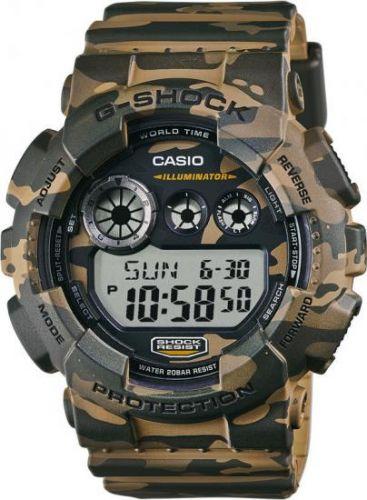 CASIO GD 120CM-5