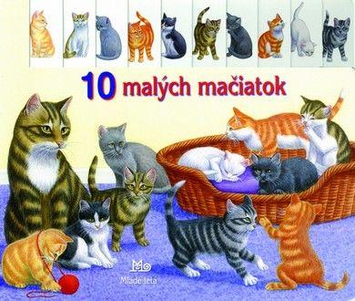 10 malých mačiatok cena od 5,99 €