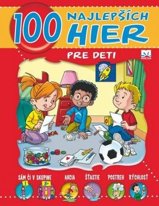 100 najlepších hier pre deti cena od 0,00 €