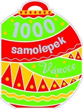 1000 samolepek Vánoce cena od 0,00 €