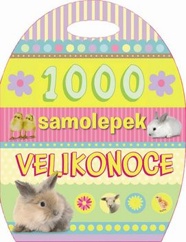 1000 samolepek Velikonoce cena od 0,00 €