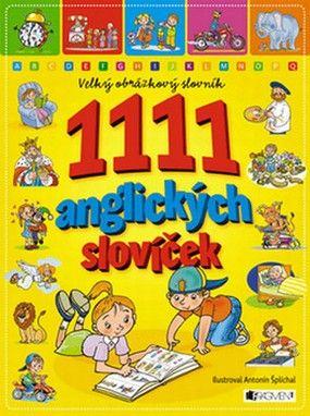 1111 anglických slovíček cena od 0,00 €