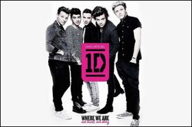 1D Where We Are 100% Official cena od 0,00 €