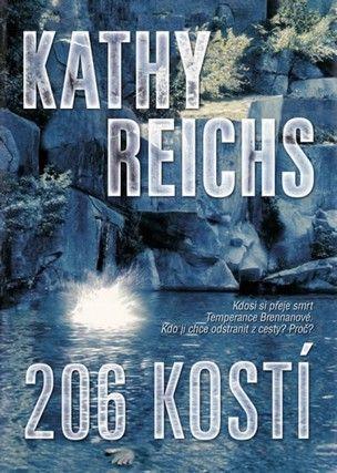 206 kostí brož. (Kathy Reichs) cena od 0,00 €