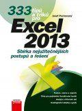 333 tipů a triků pro Microsoft Excel 2013 (Josef Pecinovský) cena od 8,59 €