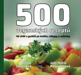500 veganských receptů (Celine Steen; Joni Marie Newman) cena od 18,15 €