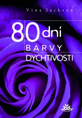 80 dní barvy dychtivosti (Vina Jackson) cena od 0,00 €