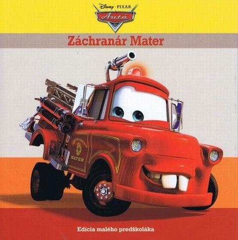 Autá - Záchranár Mater cena od 0,00 €