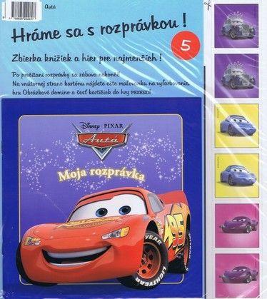 Autá - Moja rozprávka č.5 cena od 0,00 €