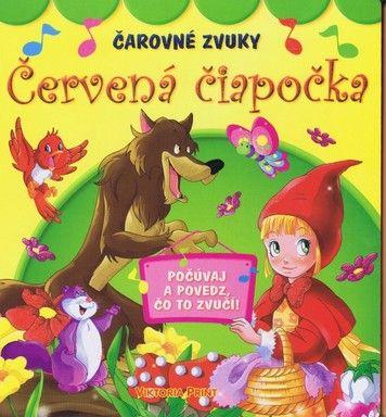 Červená čiapočka - zvuková knižka cena od 0,00 €
