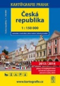 Česká republika autoatlas 1:150T 201314 cena od 0,00 €
