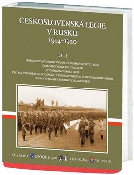 Československá legie v Rusku 1914-1920 cena od 0,00 €