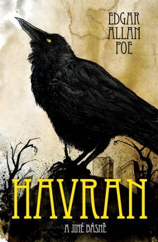 Havran a jiné básně (Edgar Allan Poe)