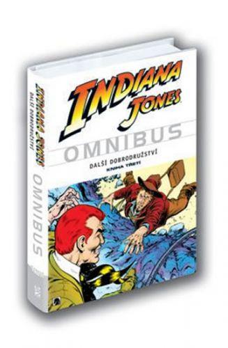 Indiana Jones Další dobrodružství 3 (Steve Ditko)