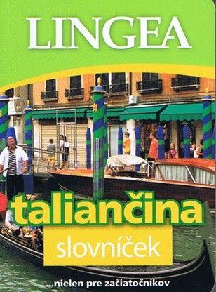 LINGEA - Taliančina - slovníček