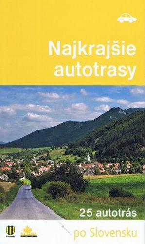 Najkrajšie autotrasy (Daniel Kollár) cena od 10,28 €