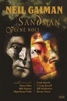 Sandman Věčné noci (Neil Gaiman) cena od 24,21 €