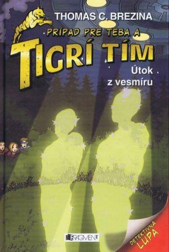 Tigrí tím – Útok z vesmíru (Thomas Brezina) cena od 6,01 €