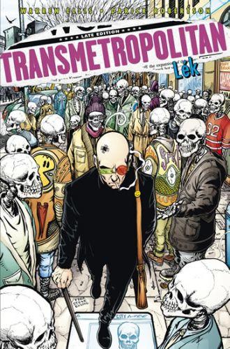Transmetropolitan Lék (Warren Ellis)