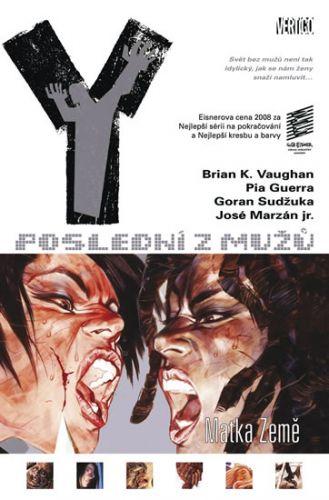 Y Poslední z mužů 9 (Brian K. Vaughan; Pia Guerra) cena od 16,13 €