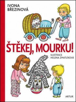 Štěkej, Mourku! (Ivona Březinová) cena od 10,47 €
