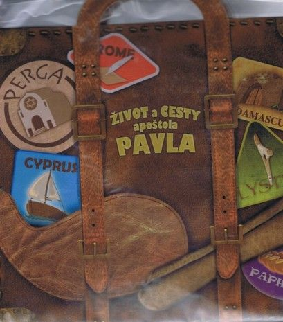 Život a cesty apoštola Pavla (kufrík) cena od 12,81 €