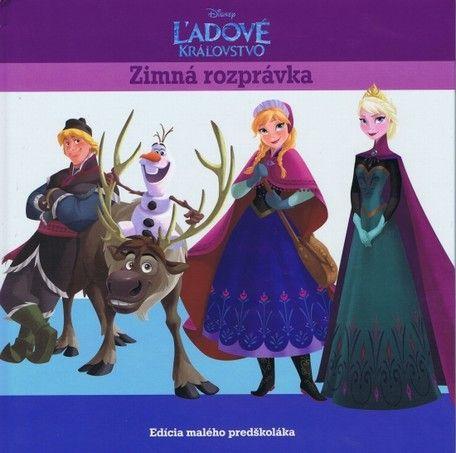 Ľadové kráľovstvo - Zimná rozprávka cena od 5,50 €