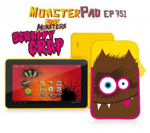EasyPix MonsterPad Scrappy Crap 4 GB