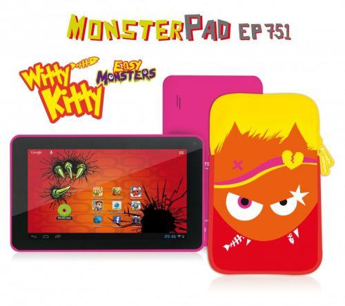 EasyPix MonsterPad Witty Kitty 4 GB