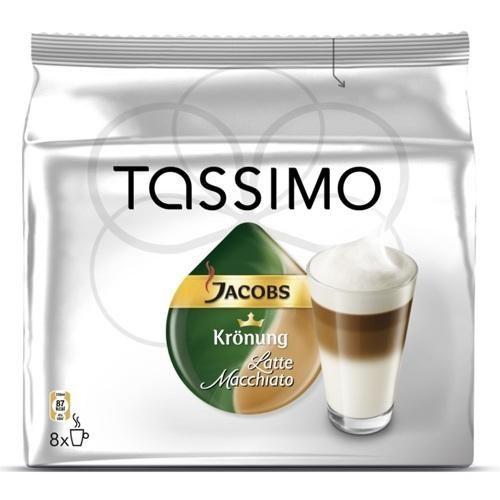 JACOBS LATTE MACCHIATO TASSIMO 16 ks