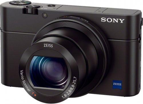 Sony DSC-RX100 III cena od 465,00 €