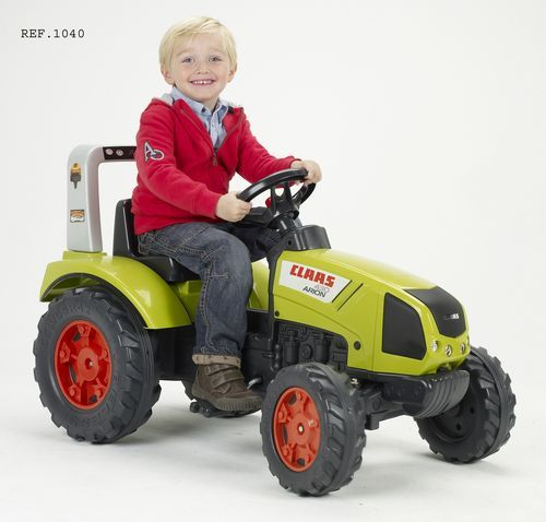 FALK Šliapací traktor 1040 Claas Arion 430