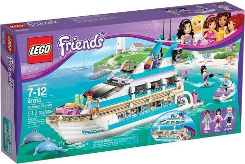 LEGO Friends Výletná loď za delfínmi
